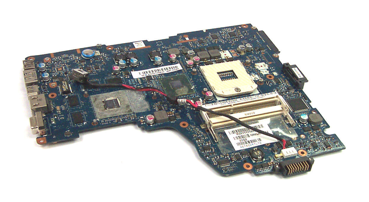 K000104400 Intel laptop Motherboard For Toshiba Satellite A665