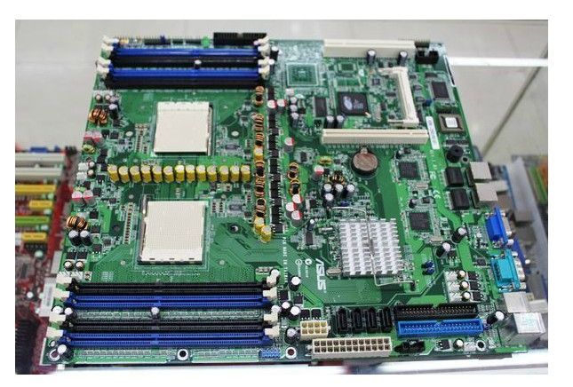 Asus K8N-DRE RS161 REV:1.03 Server Motherboard S 940
