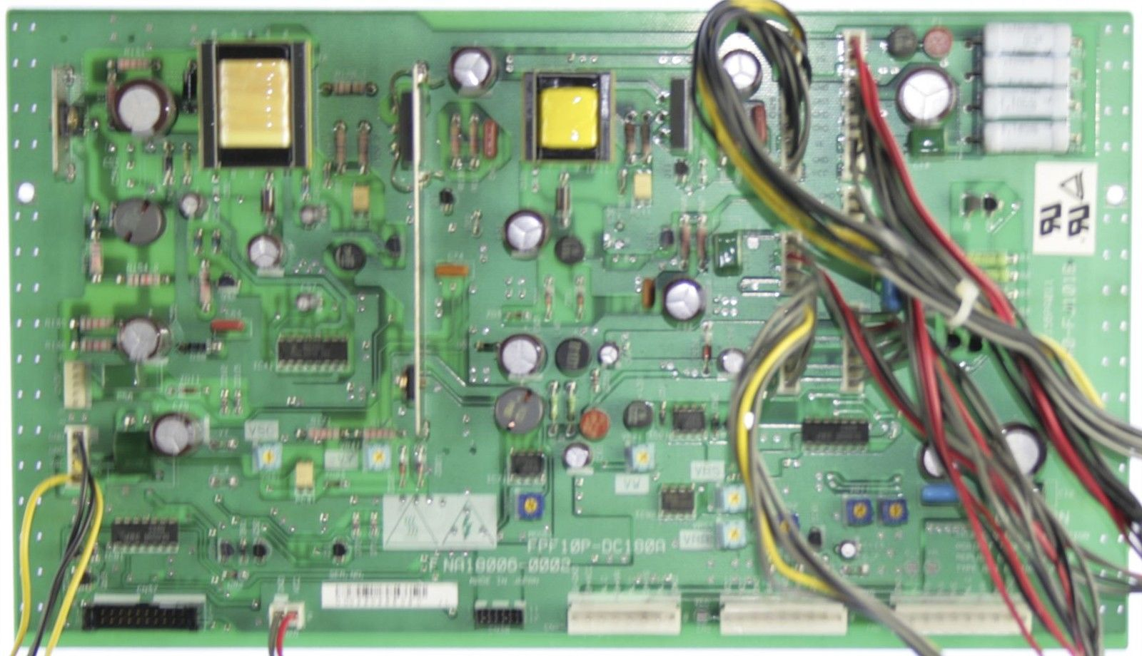 Fujitsu Idex NA18006-0002 Power Supply Board TC-42PX24 KDM0-FJ10
