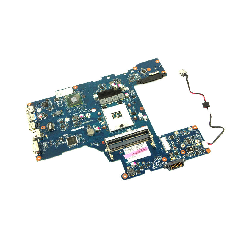 K000122820 Intel i-Core laptop Motherboard for Toshiba Satellite