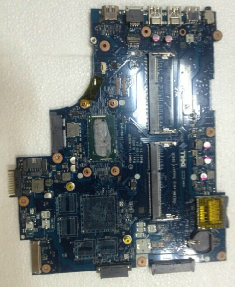 000GCY LA-9982P i5-4200u motherboard For DELL Inspiron 15R 5537