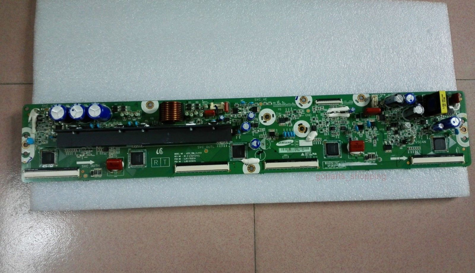 Original Samsung PS43F4000AR S43SD-YD02 Y-Main Board LJ41-10321A
