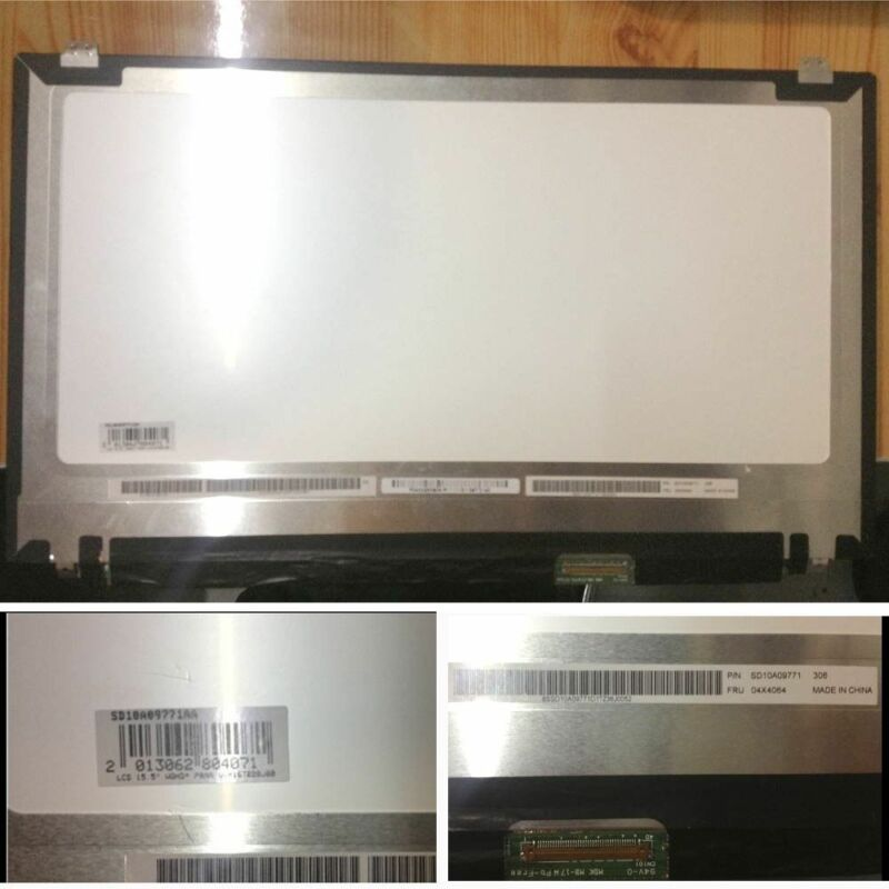 "15.6"" 3K LCD Screen VVX16T028J00 For Lenovo T540P T550S W550s W540P W541 QHD+"