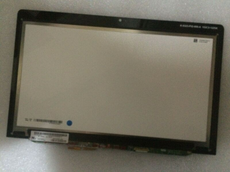 "12.5""Lenovo ThinkPad X260 X270 LCD Screen+Touch Digitizer Assembly 1366x768"