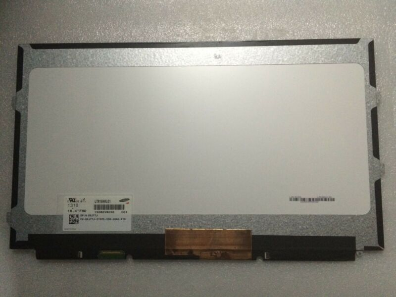 "18.4""FHD LCD screen LTM184HL01-C01 for Dell Alienware M18X R3 XPS 1820 XJY7J"