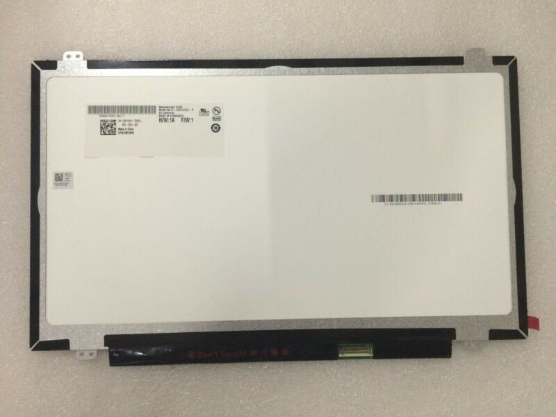 "14.0"" LED LCD Screen B140HAN01.3 IPS FOR DELL DP/N:0M1WHV 1920X1080 EDP30PIN"