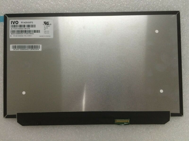 "14.0"" LED LCD IN TOUCH Screen FOR Lenovo ThinkPad T470s FRU 00UR895 1920X1080"
