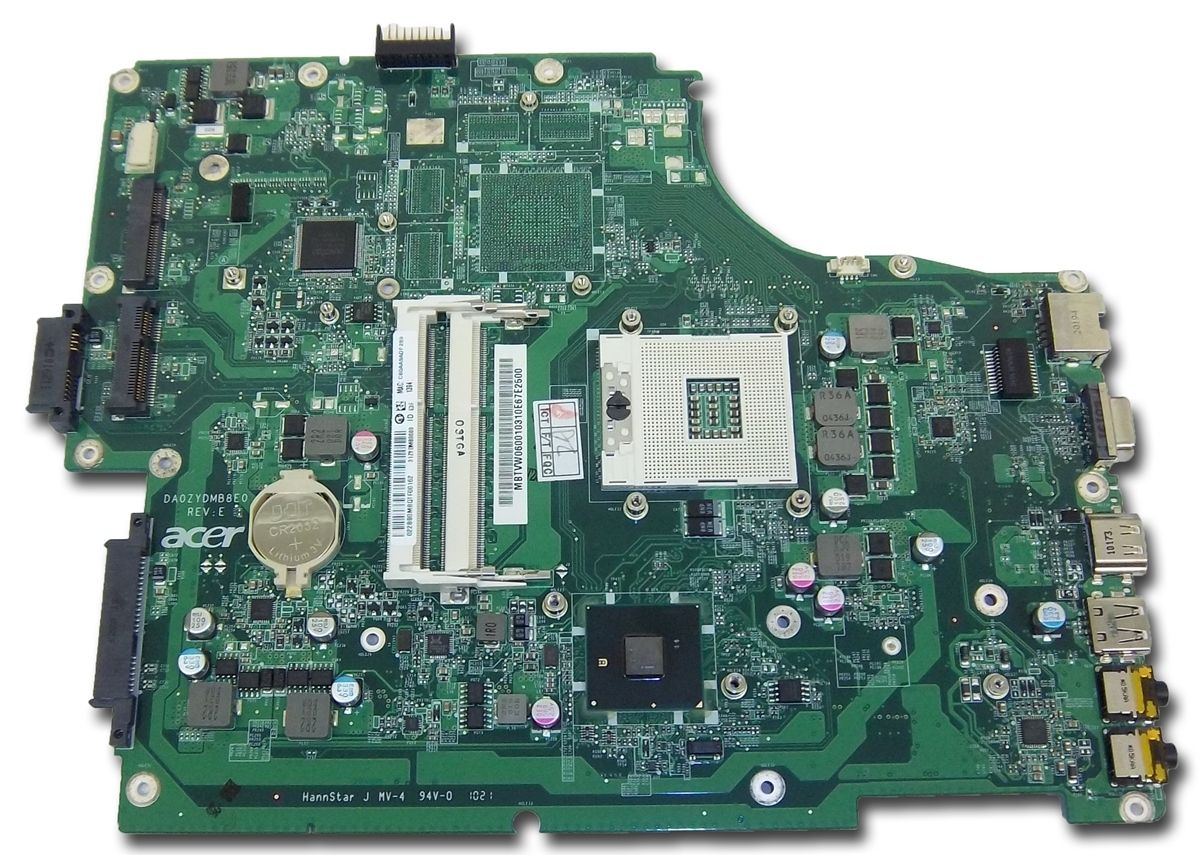 Acer Aspire 7740 Motherboard MB.TVW06.001 MBTVW06001 DA0ZYDMB8E0