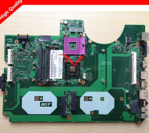 laptop motherboard for ACER Aspire 8930G MBASZ0B001 6050A2207701