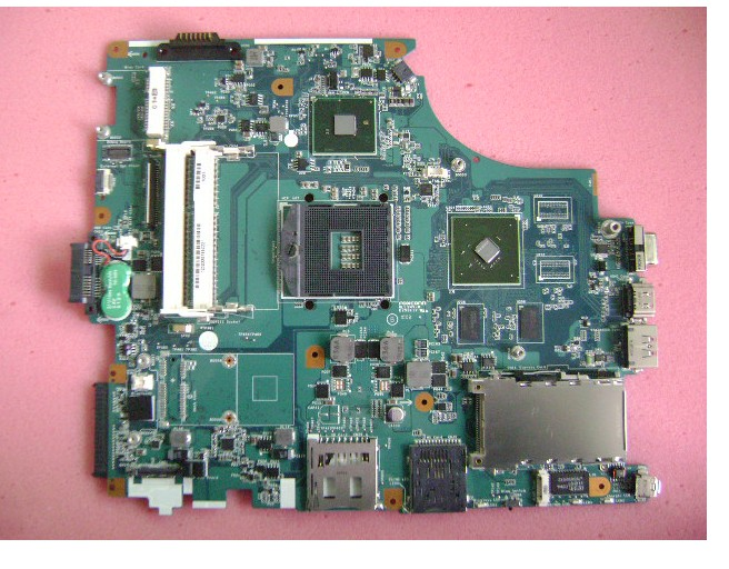 1P-009BJ00-8012 For Sony M930 MBX-215 Intel REV:1.2 Laptop Motherboard