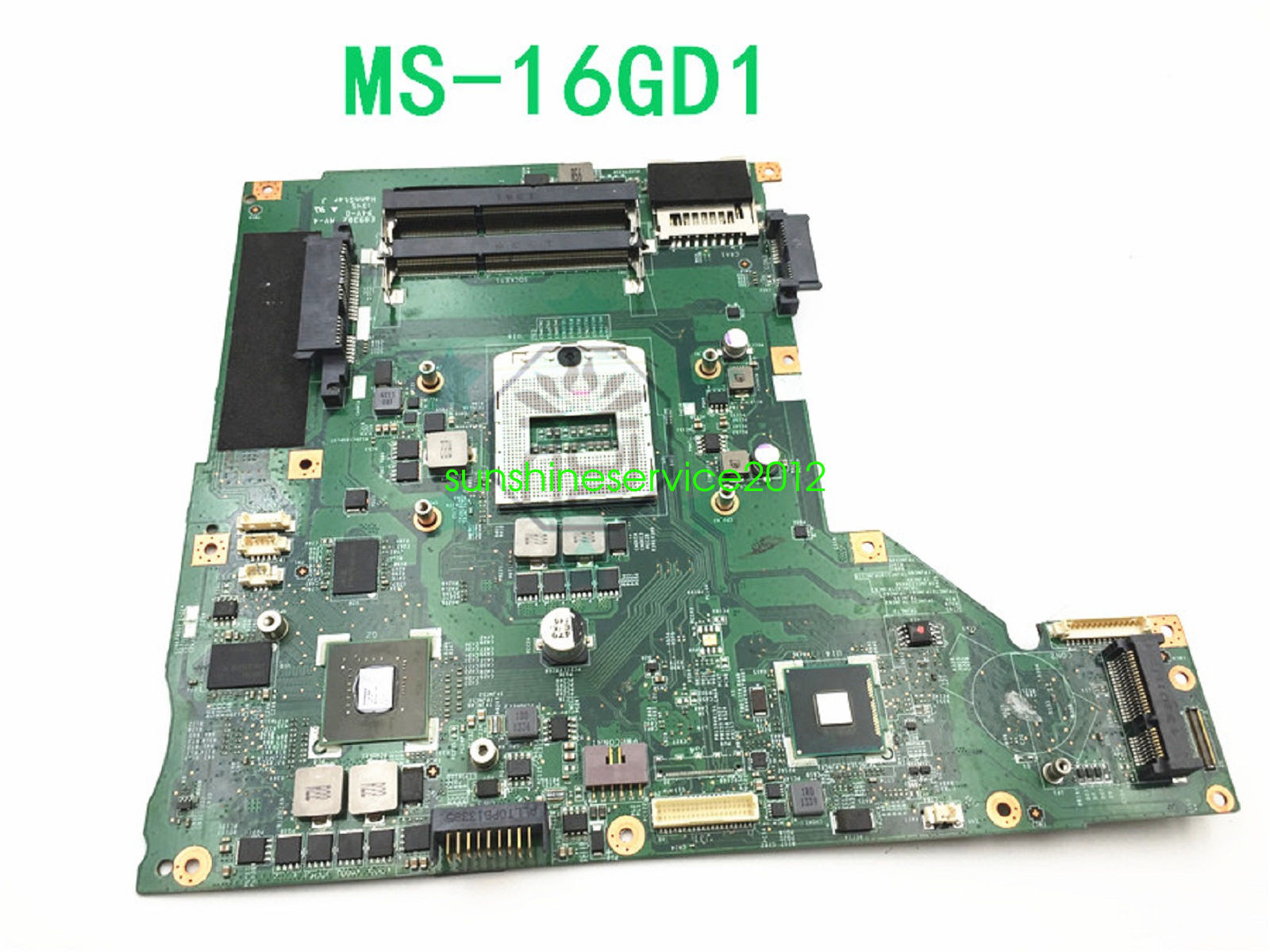MSI CX61 CX60 Laptop Intel Motherboard MS-16GD1 VER: 1.1