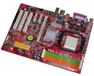 K9V Neo-V MS-7244 Socket AM2 VIA K8T890 PCI-E