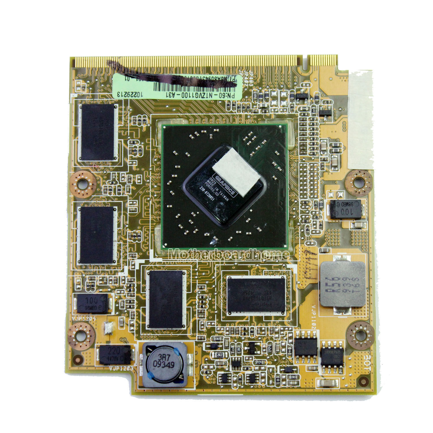 For ASUS N81VP Board ATI Mobility Radeon HD 4670 1GB Graphics ca