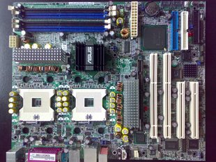 ASUS NCCH-DL REV 1.03 Dual 603/604 Server Motherboard