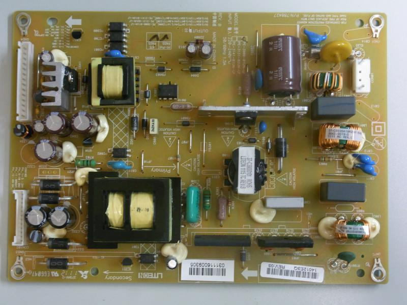 LED TV Power Supply Board PE-3900-01UF-LF PE-3131-02UN-LF