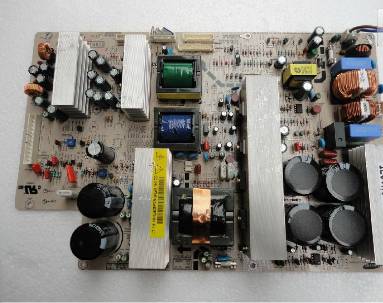 V4 42YB01 PSPF381A01A Rev1.2 POWER BOARD