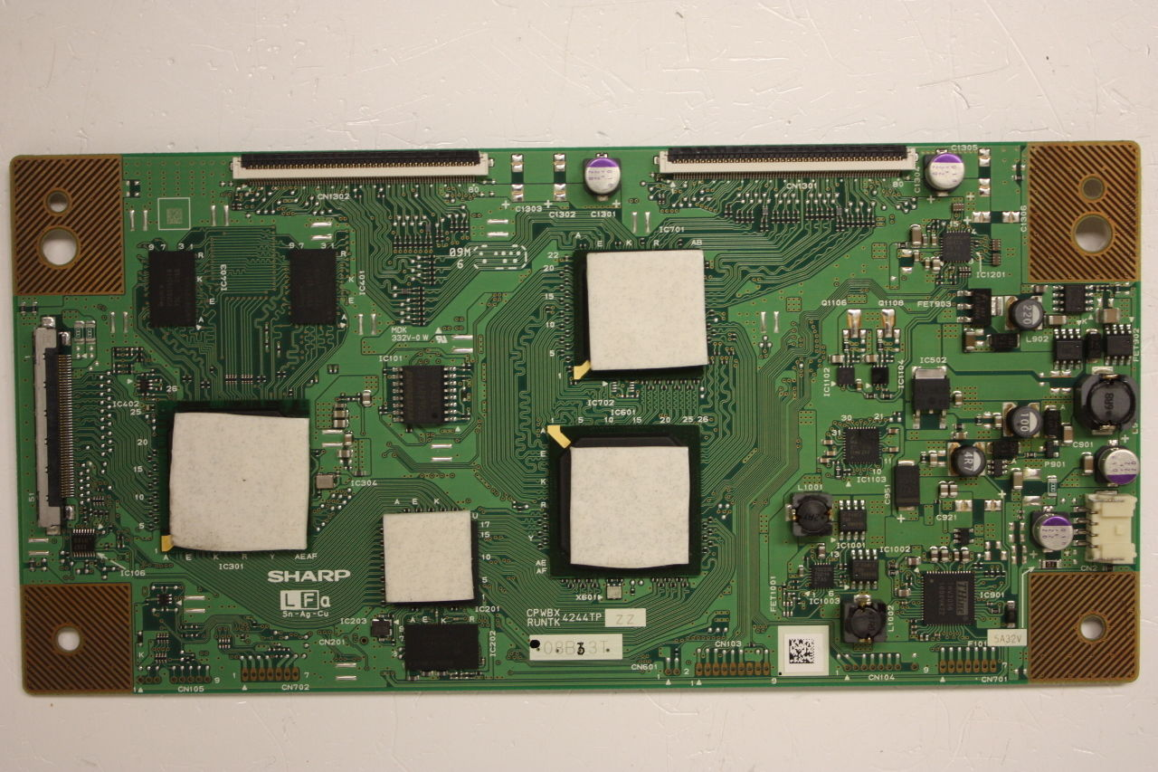"Sony 60"" KDL-60EX500 RUNTK4244TPZZ T-Con Timing Board Unit"