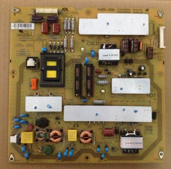 Sharp RUNTKA882WJQZ JSL4110-003 Power Supply Board