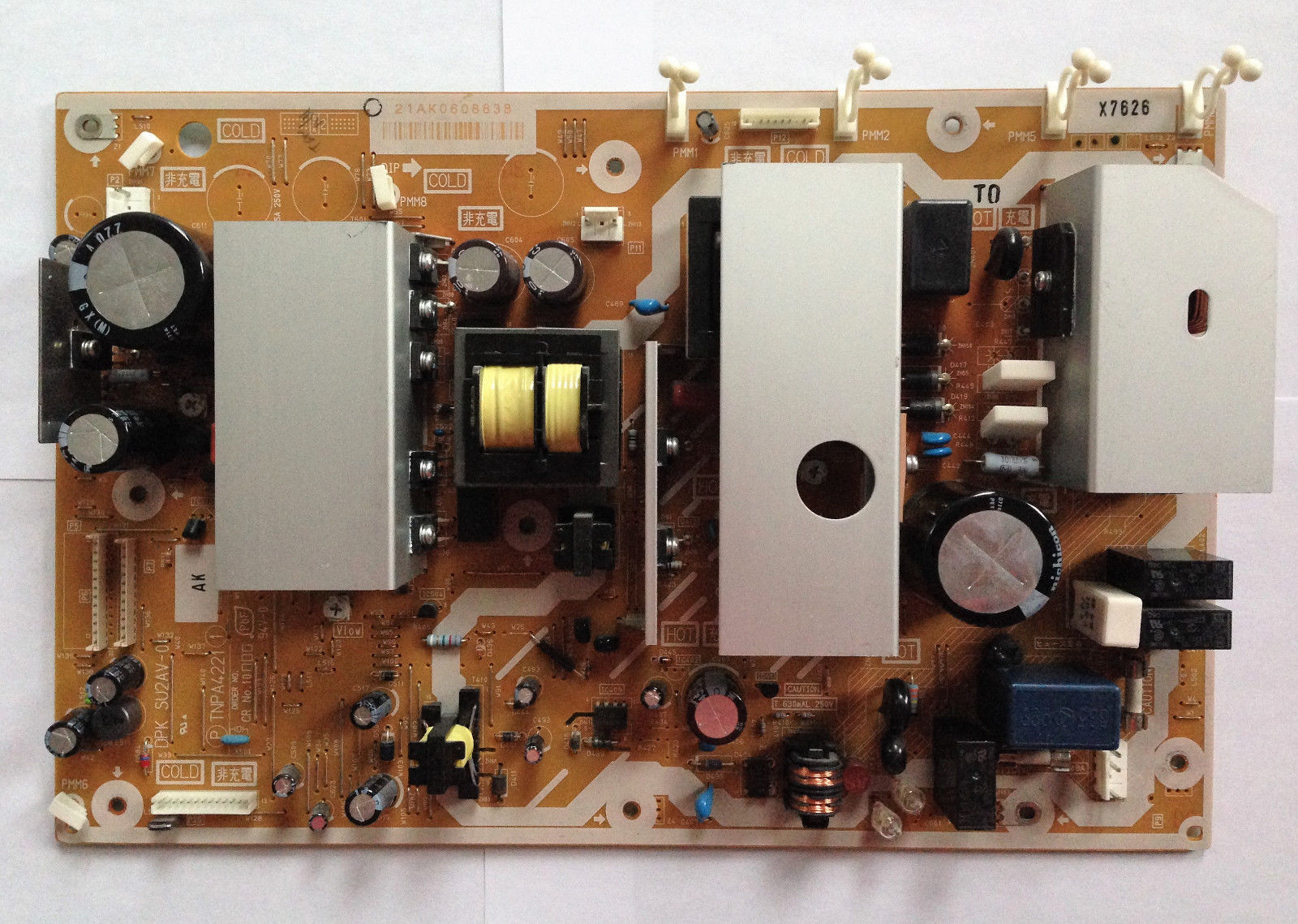 Panasonic TV Power Supply Board TNPA4221 AK TNPA4221AK TXN/P1XGT
