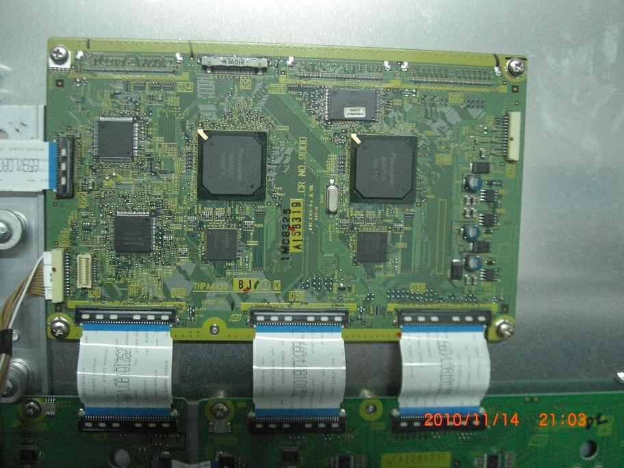 Main Logic DB Board Part # TNPA4439 / Panasonic TH50PZ80U