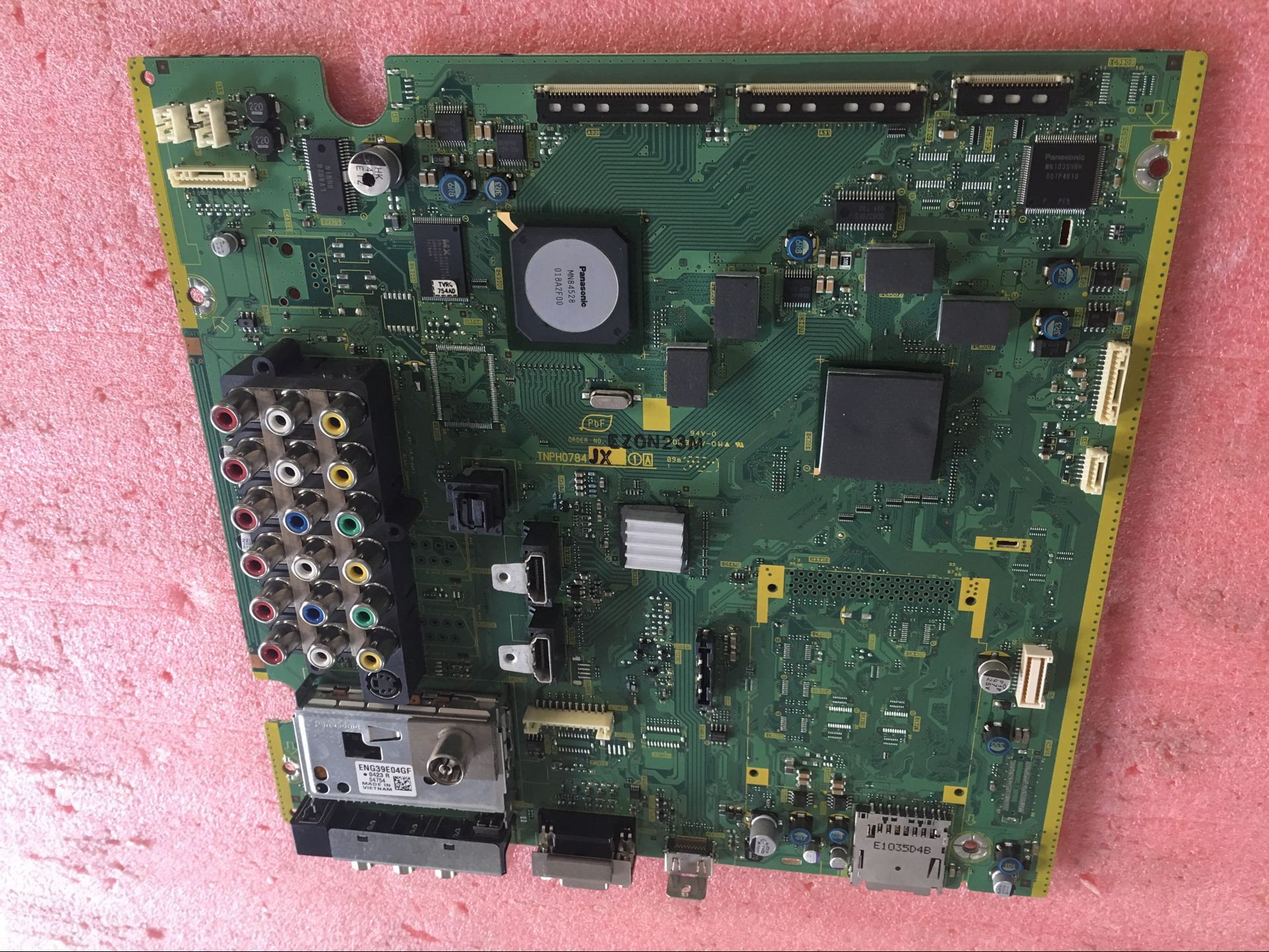 Original Panasonic TH-P50G11C TH-P46G11C TNPH0784JX A board main