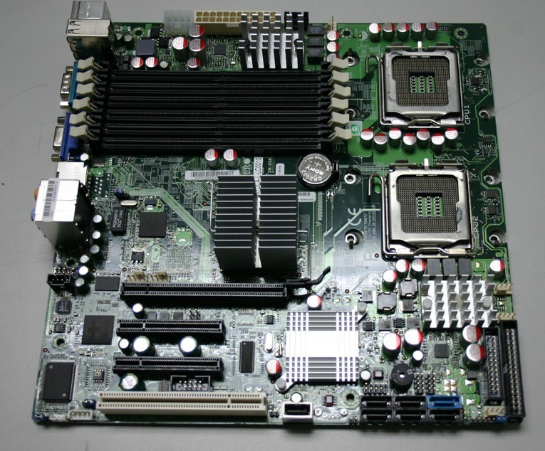 SuperMicro X7DCA-L-LC010 REV 1.01 Dual CPU 771 Motherboard