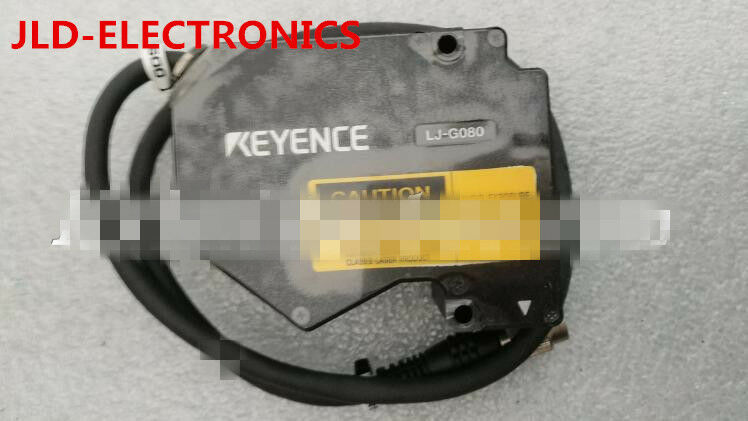 KEYENCE LJ-G080 tested and used in good condition