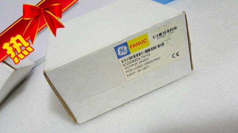 GE FANUC IC200MDL741G new in box
