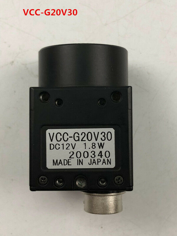 CIS VGA VCC-G20V30 Tested and used in good condition