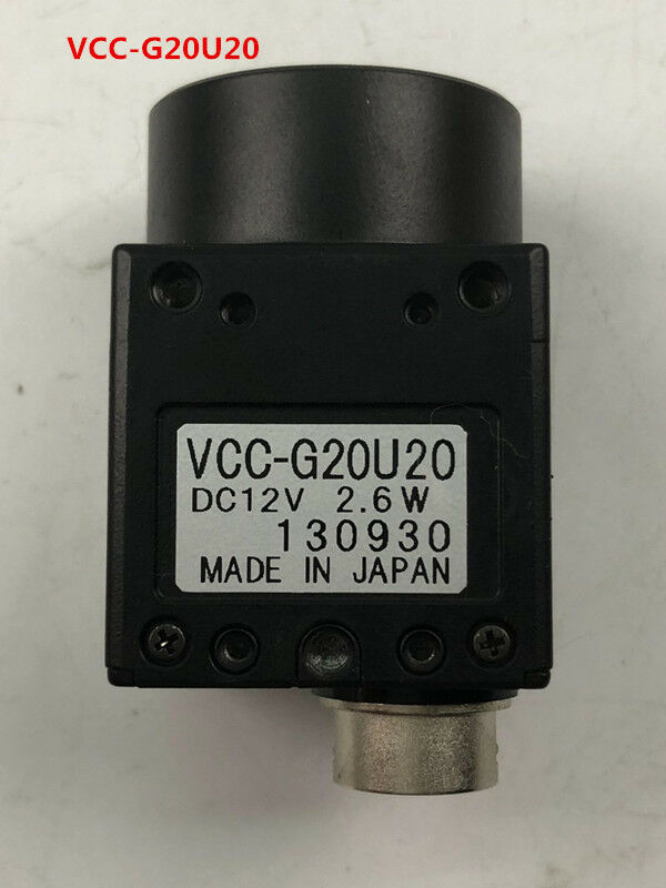 CIS VCC-G20U20 tested and used in good condition