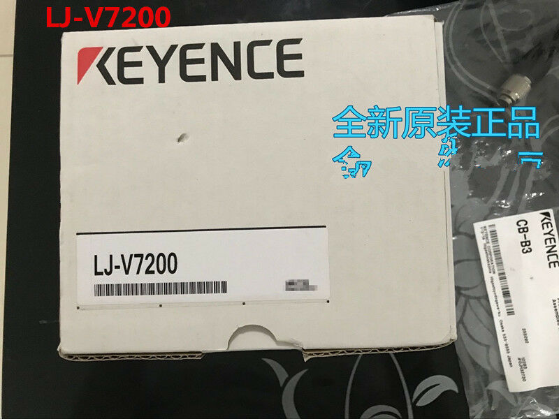 KEYENCE LJ-V7200 LJV7200 NEW IN BOX
