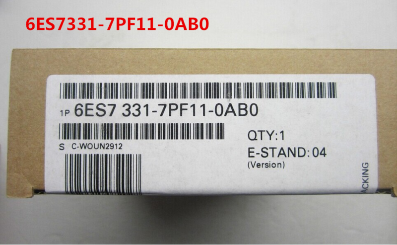 SIEMENS 6ES7331-7PF11-0AB0 6ES7 331-7PF11-0AB0 NEW IN BOX