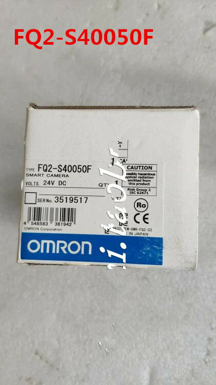 OMRON FQ2-S40050F FQ2S40050F NEW IN BOX