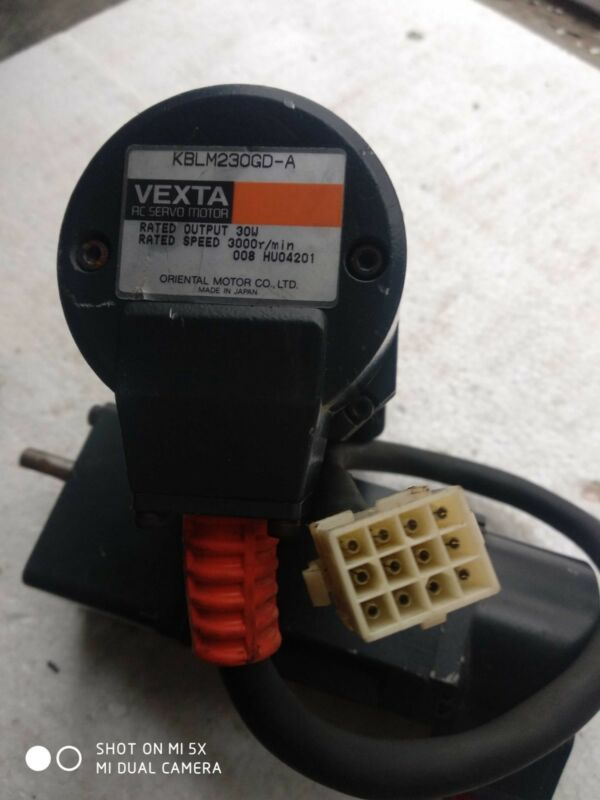 VEXTA KBLM230GD-A used and tested
