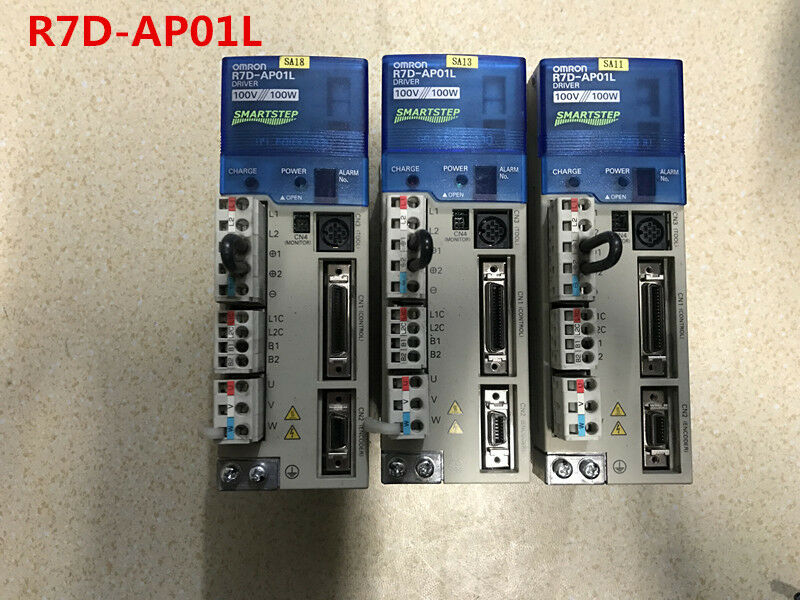 OMRON R7D-AP01L R7DAP01L used and tested