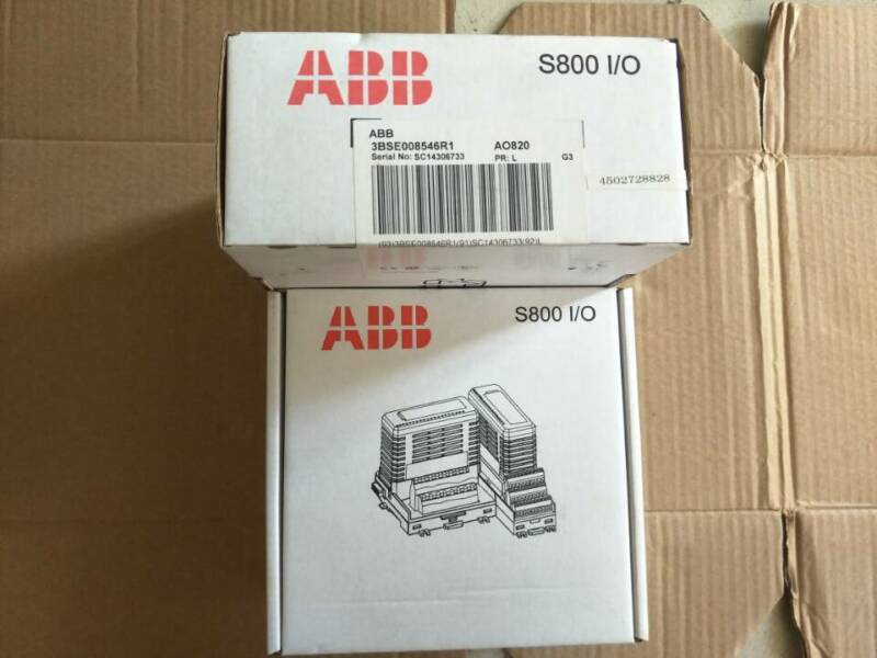 ABB AO820 3BSE008546R1 New In Box 1PCS More Than 10pcs
