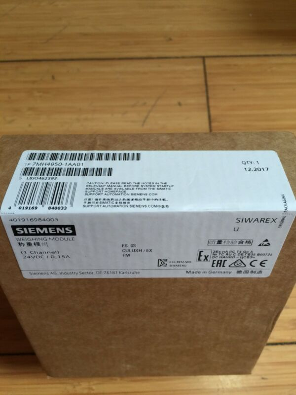 SIEMENS 7MH4950-1AA01 7MH4 950-1AA01 NEW IN BOX 1PCS