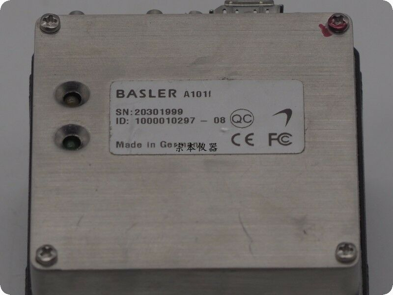 Basler A101f Used and Tested 1pcs