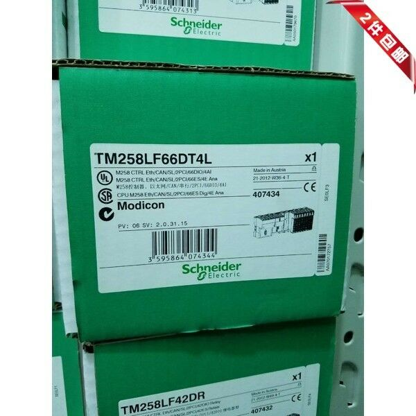 SCHNE TM258LF66DT4L New In Box 1PCS