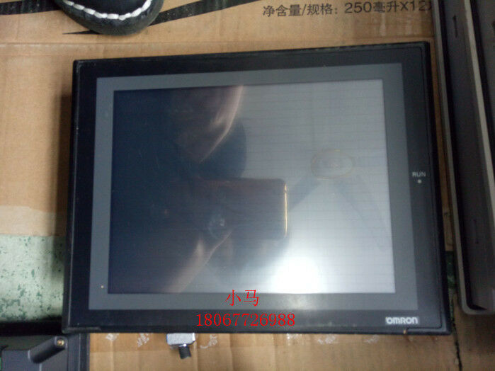 OMORON NS8-TV00B-ECV2 Used 1pcs