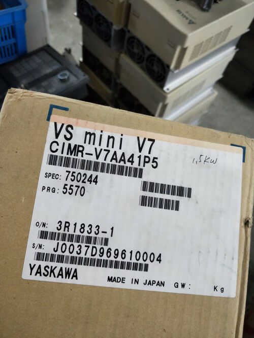 Yaskawa CIMR-V7AA41P5 New in box 1PCS