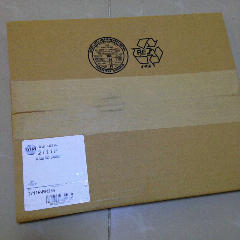 ALLEN BRADLEY 2711P-RR125 New In Box 1PCS