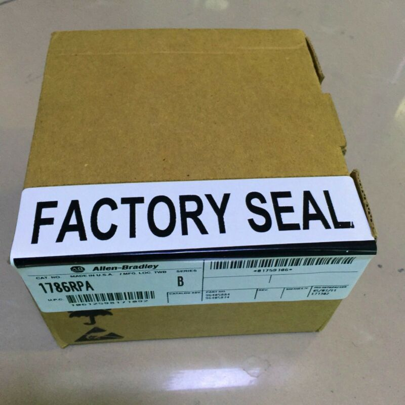 Allen Bradley 1786-RPA New In Box 1PCS
