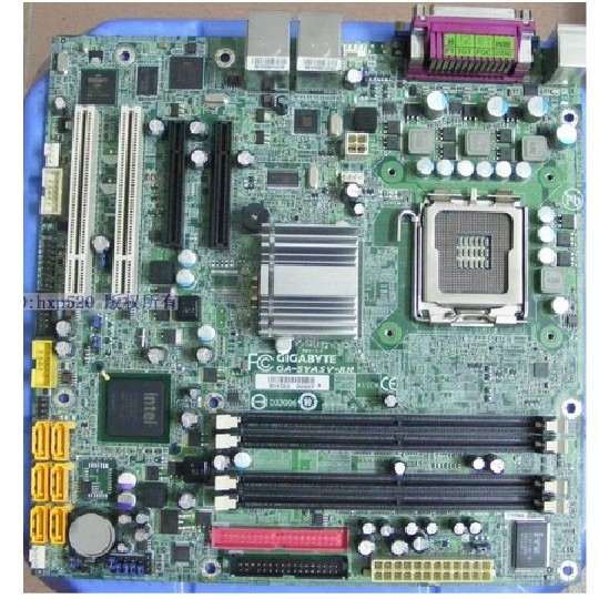 Gigabyte GA-5YASV-RH Motherboard Intel S3200 Chip Server Industr