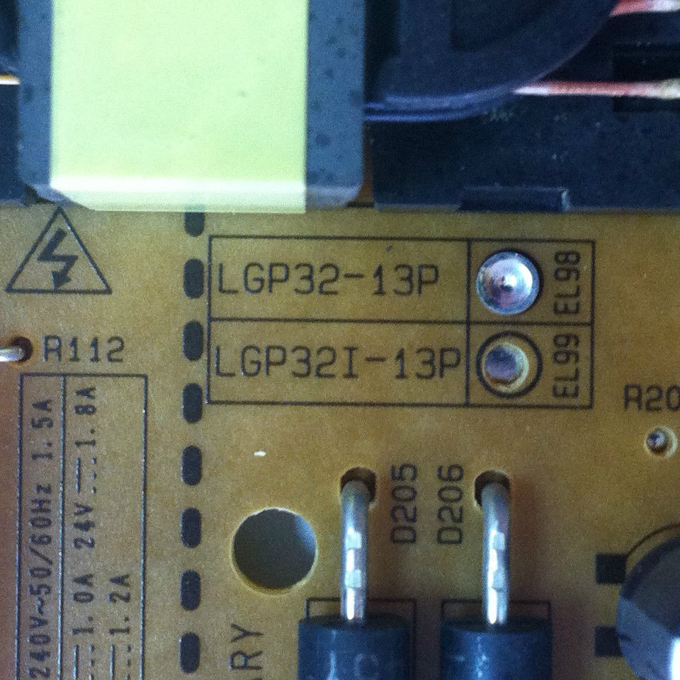 POWER SUPPLY BOARD EAX64907901(2.4) for tv LG tested