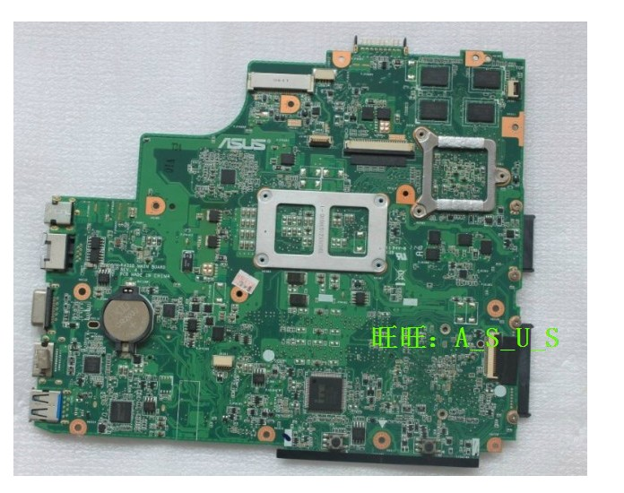 Integrated Laptop Motherboard K43SD Main Board REV:2.2 For ASUS