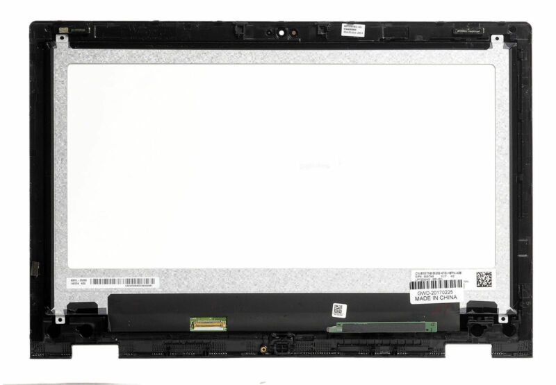 "13.3"" FHD Touchscreen LCD LED with Bezel Assembly For Dell Inspiron 13 YD4WJ"