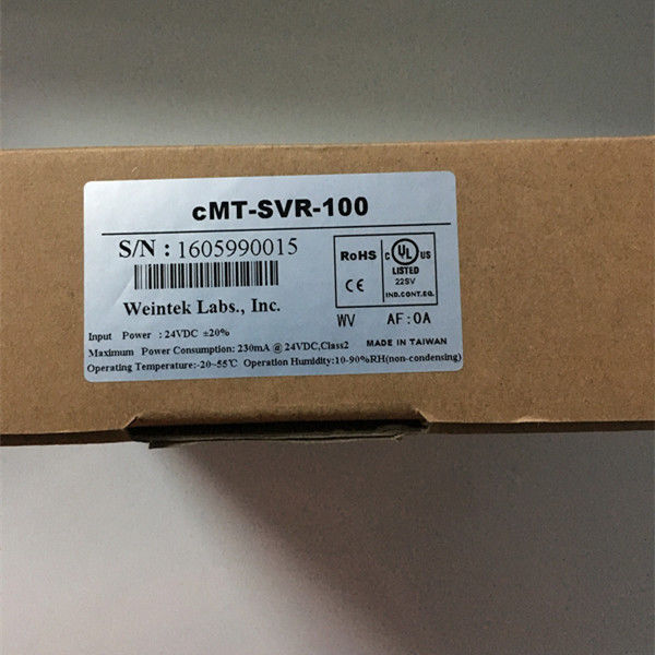 cMT-SVR-100 WEINVIEW Controller HOST of HMI with Ethernet