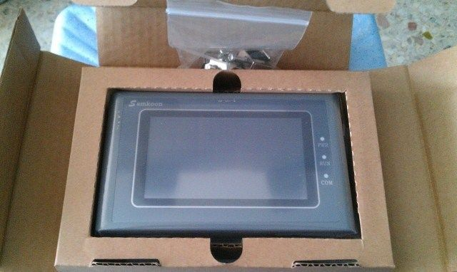 SK-043FE Samkoon 4.3 inch HMI Touch Screen new in box Repalce SK-043AE