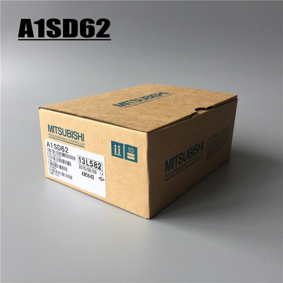 100% NEW MITSUBISHI PLC A1SD62 IN BOX